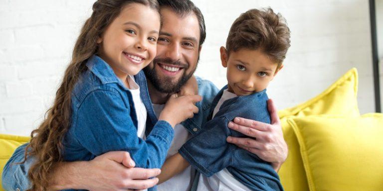 האב הרחיב את זמני השהות עם ילדיו - וביקש להפחית את שיעור המזונות